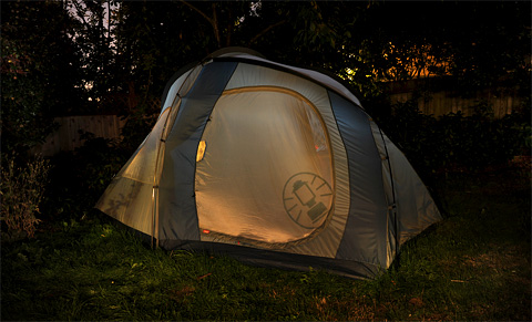Backyard Camping Sleeping Out In The Urban Wilderness