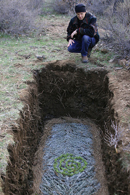 The Rebirth Of Death Natural Burial And Build Your Own